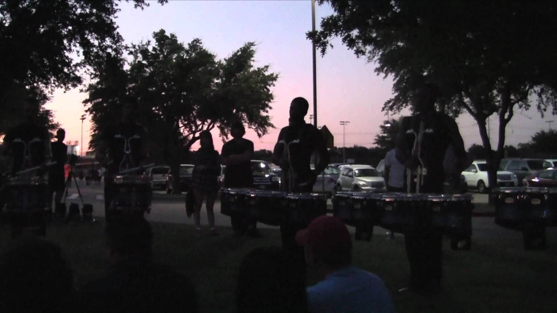 Bluecoats Drumline 2012 – Book 2