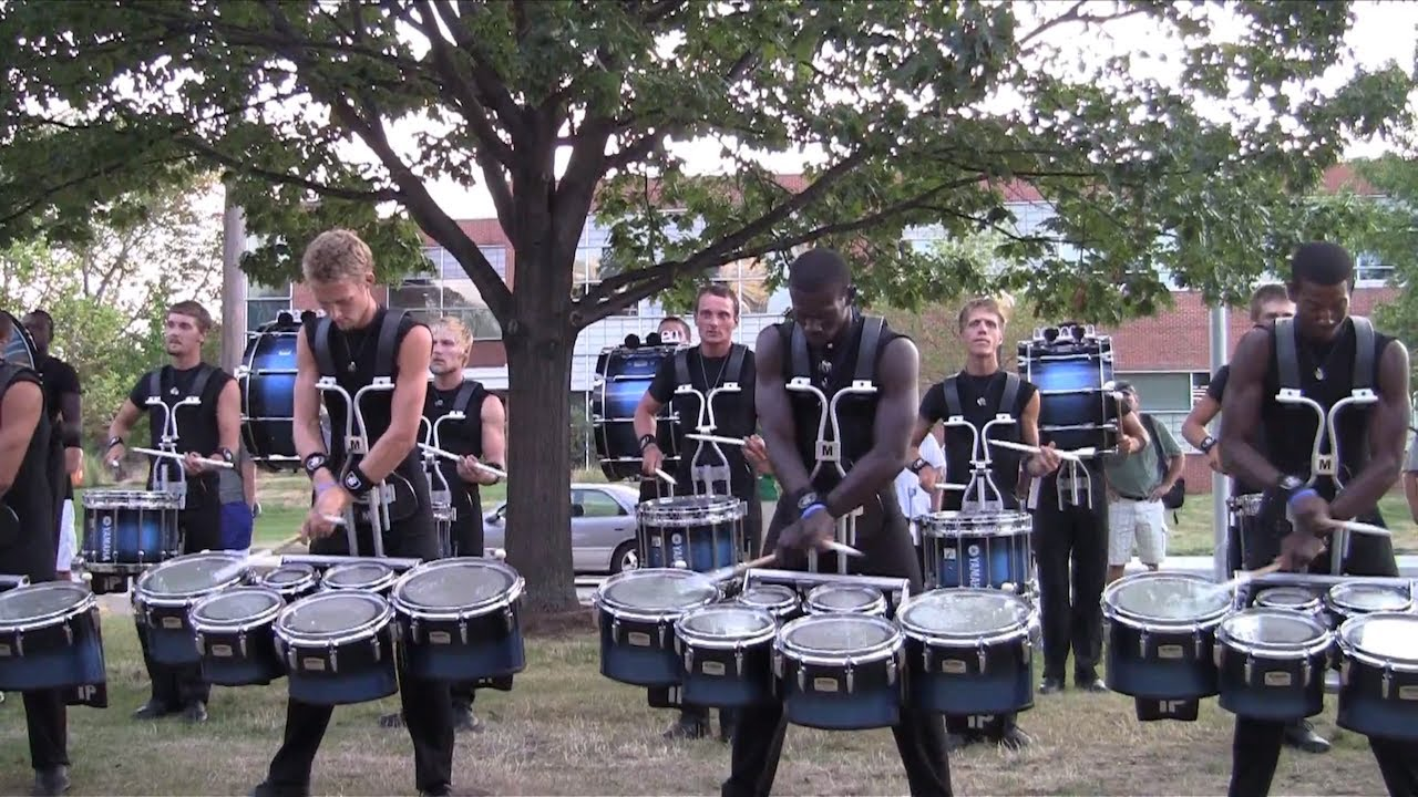 Bluecoats Drumline 2012 – Feature