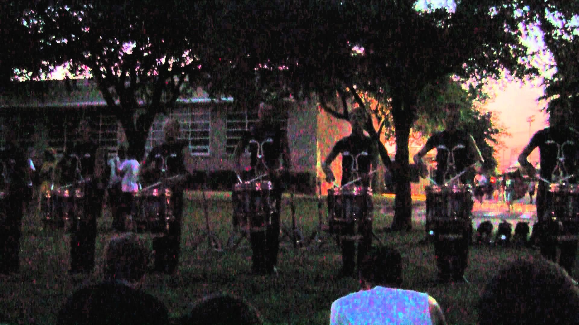 Bluecoats Drumline 2012 – Feature