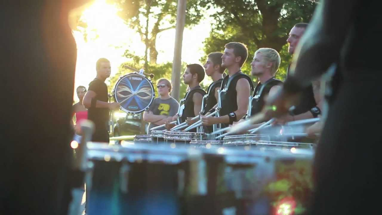 Bluecoats Drumline 2012 lot – Part 1 [1080HD]