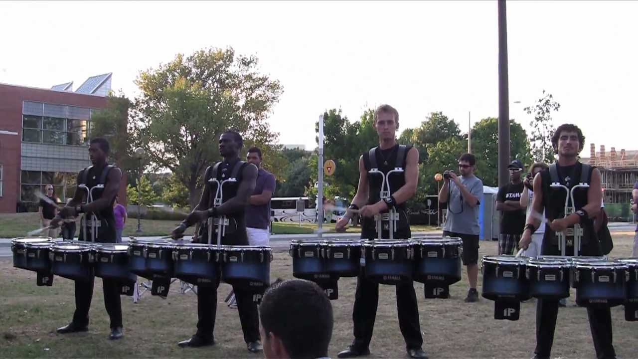 Bluecoats Drumline 2012 – Opener