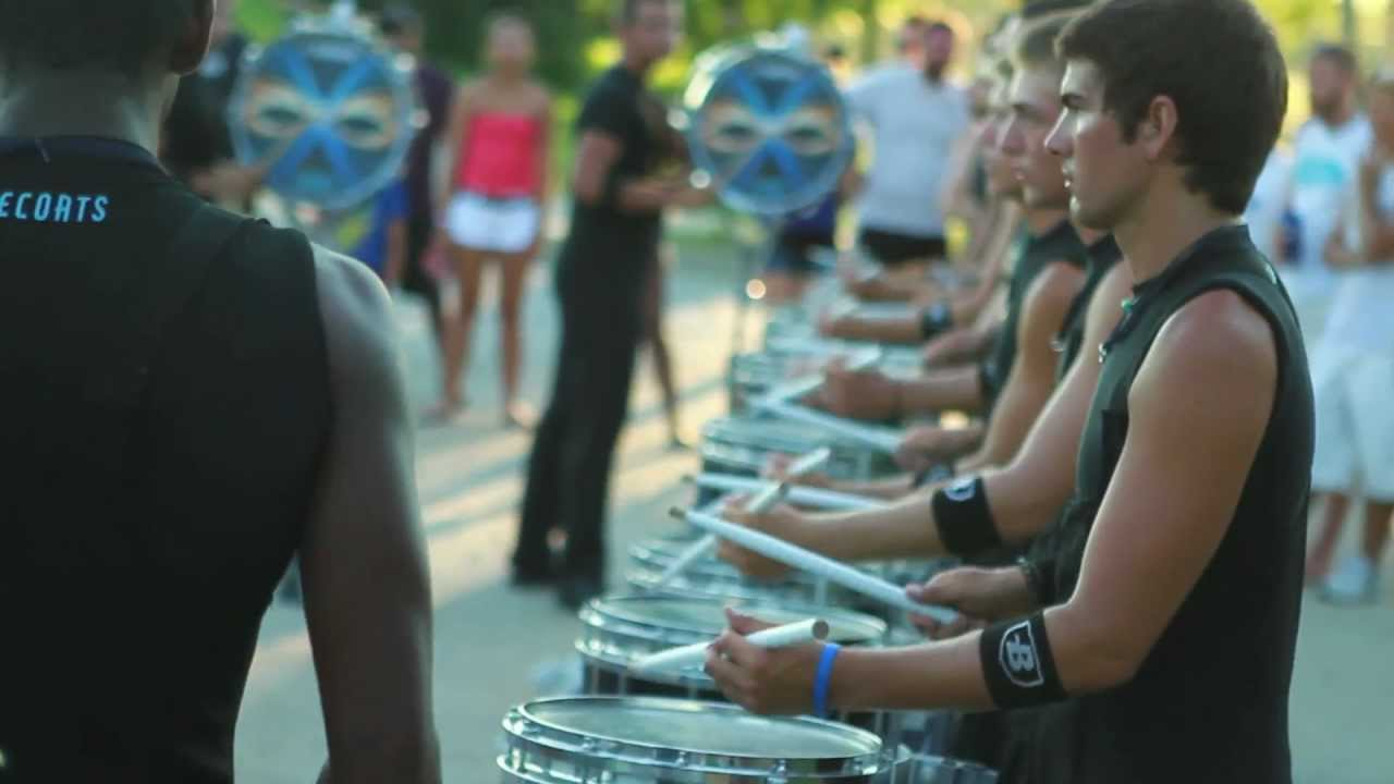 "Bluecoats Drumline 2012 – ""Twitch"" [1080HD]"