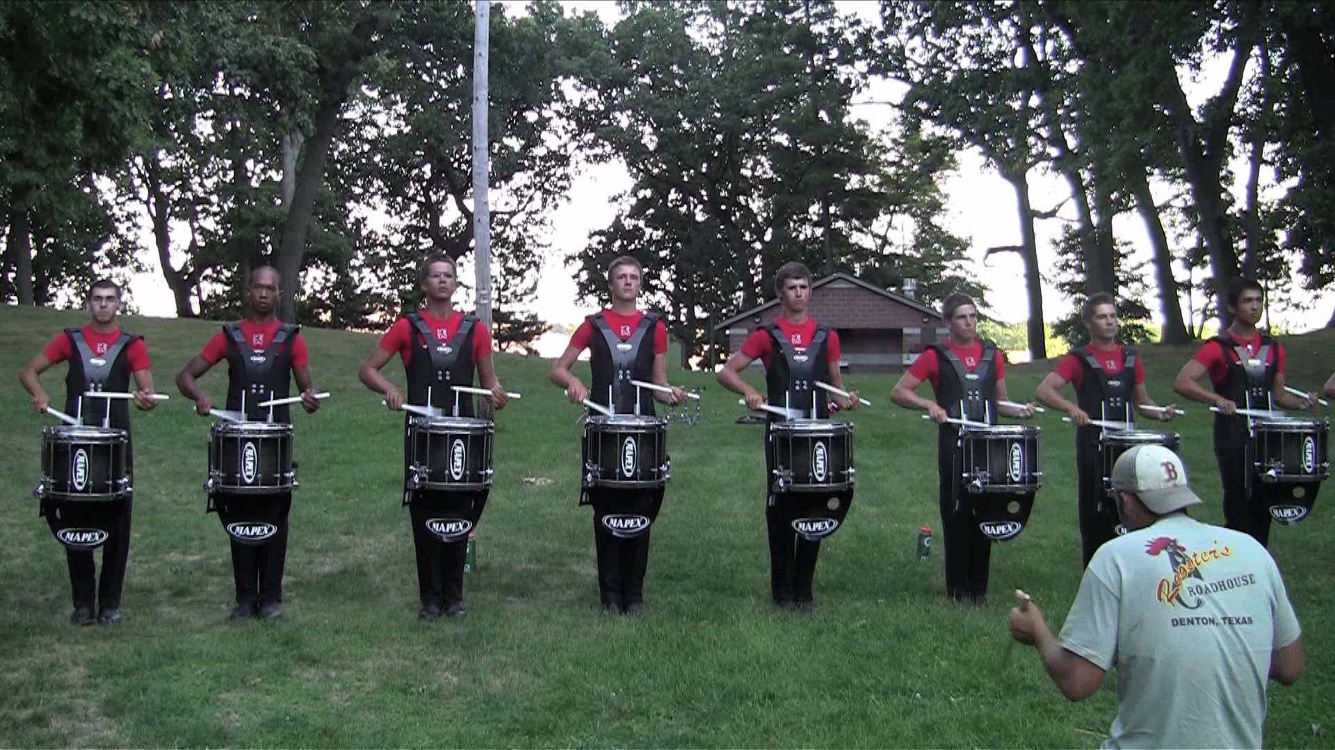 Boston Crusaders Drumline 2012 – Feature