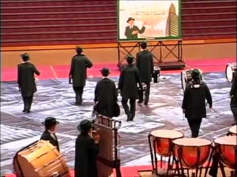Building Metropolis – Original – Tony T Nguyen ft Brea Olinda HS Winter Percussion 2012