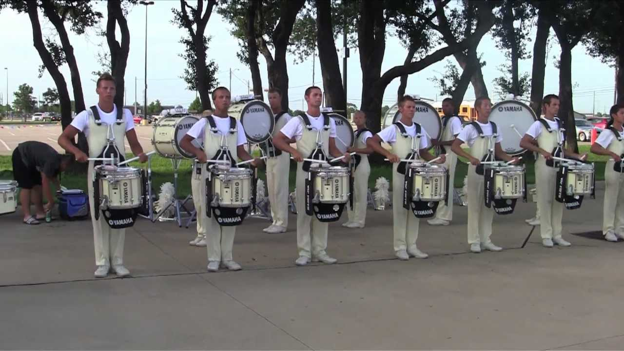 Carolina Crown Drumline 2012 – Feature