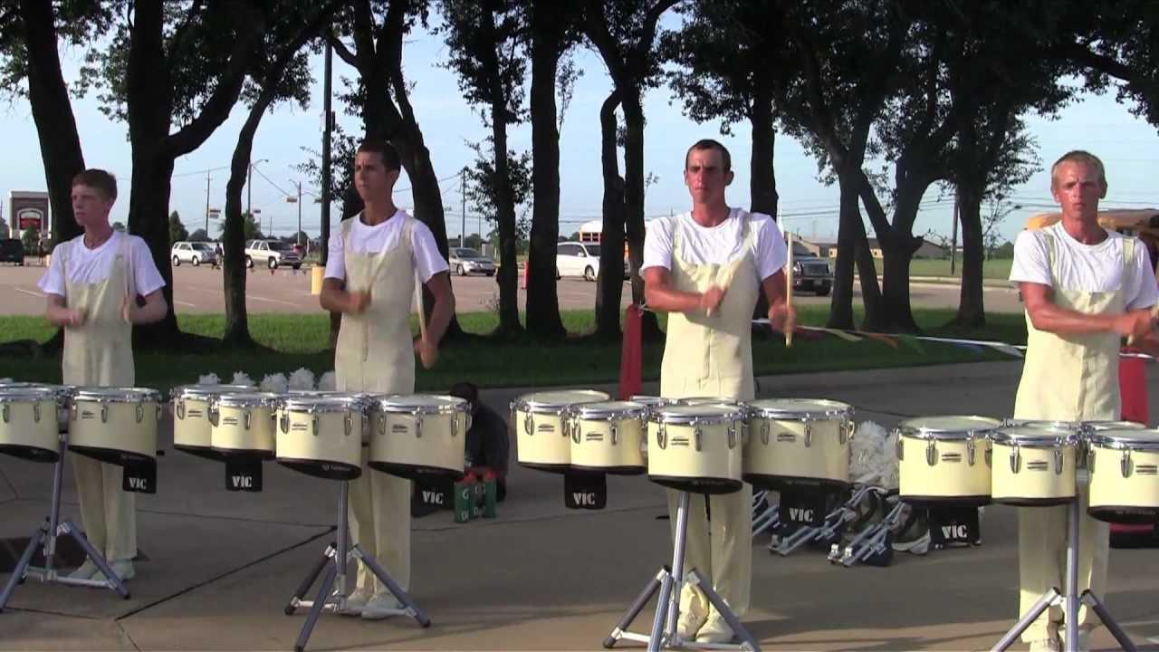 Carolina Crown Drumline 2012 – Opener
