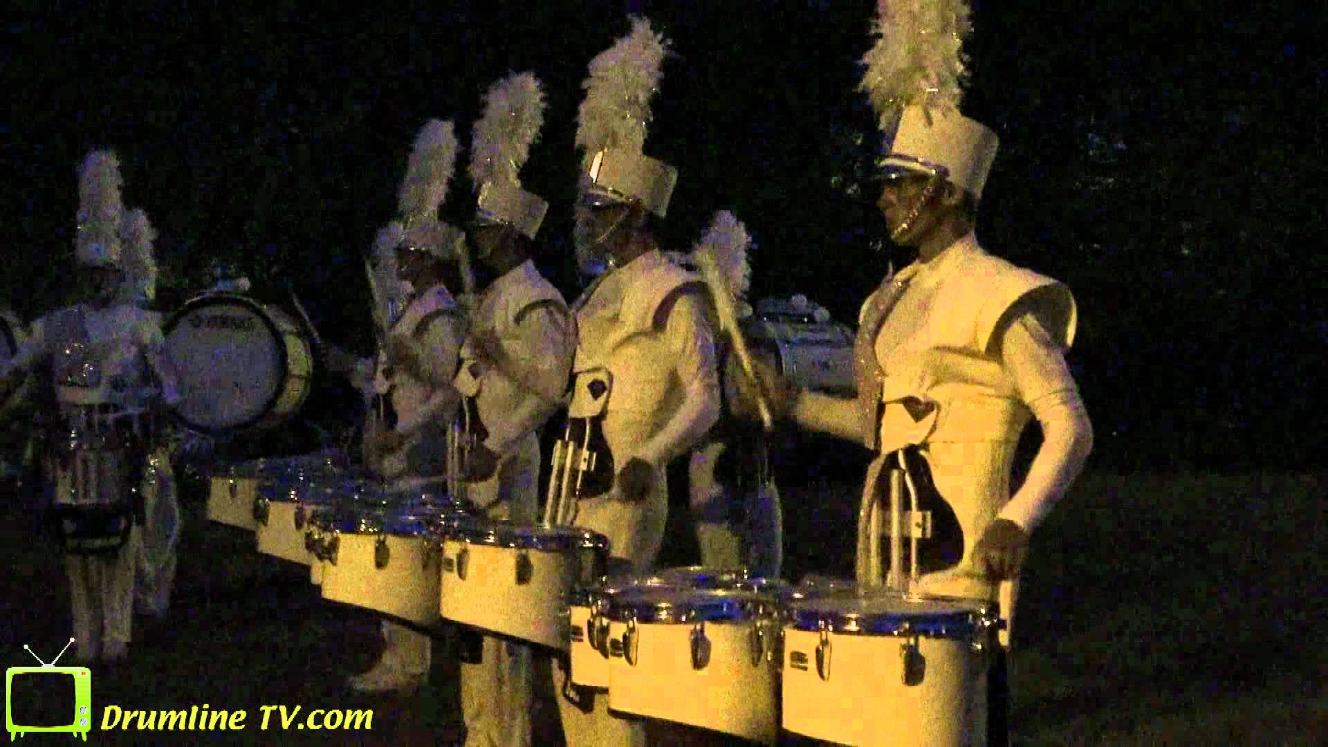 Carolina Crown Drumline 2012 – Pageant of Drums Show – Michigan City, Indiana 6-30-2012