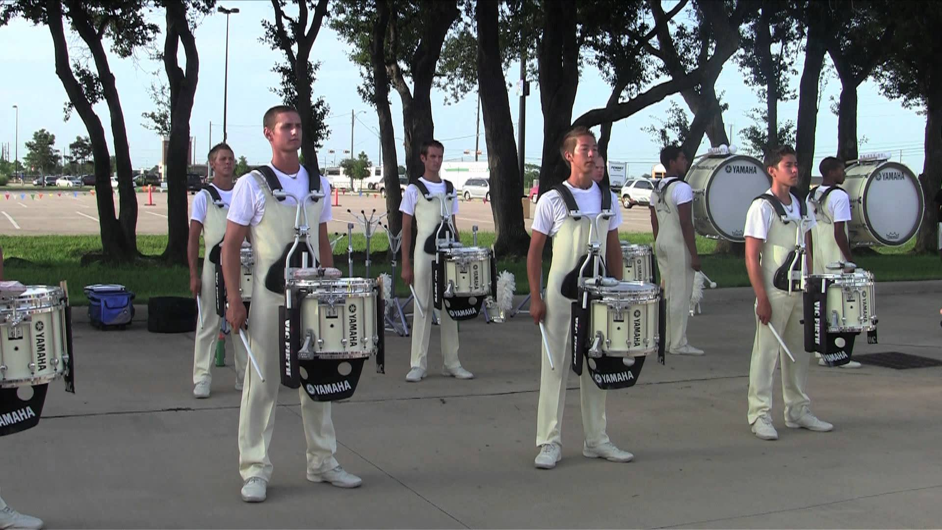 Carolina Crown Drumline 2012 – Show Music