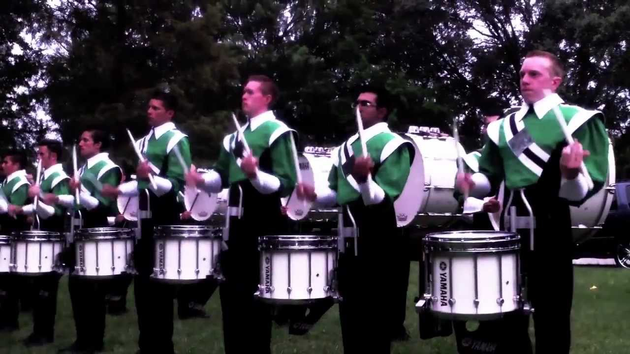 Cavaliers 2012 Drumline At DCI Orlando (Book)