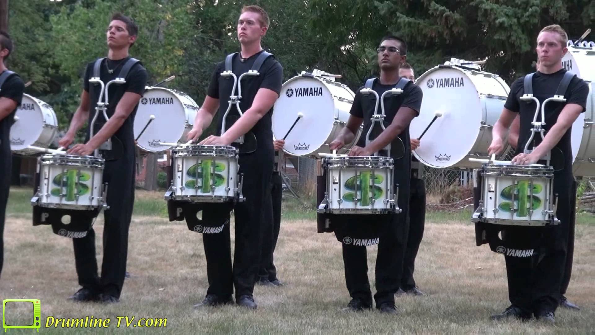 Cavaliers 2012 Drumline – Show of Shows – Rockford, Illinois 7-15-12