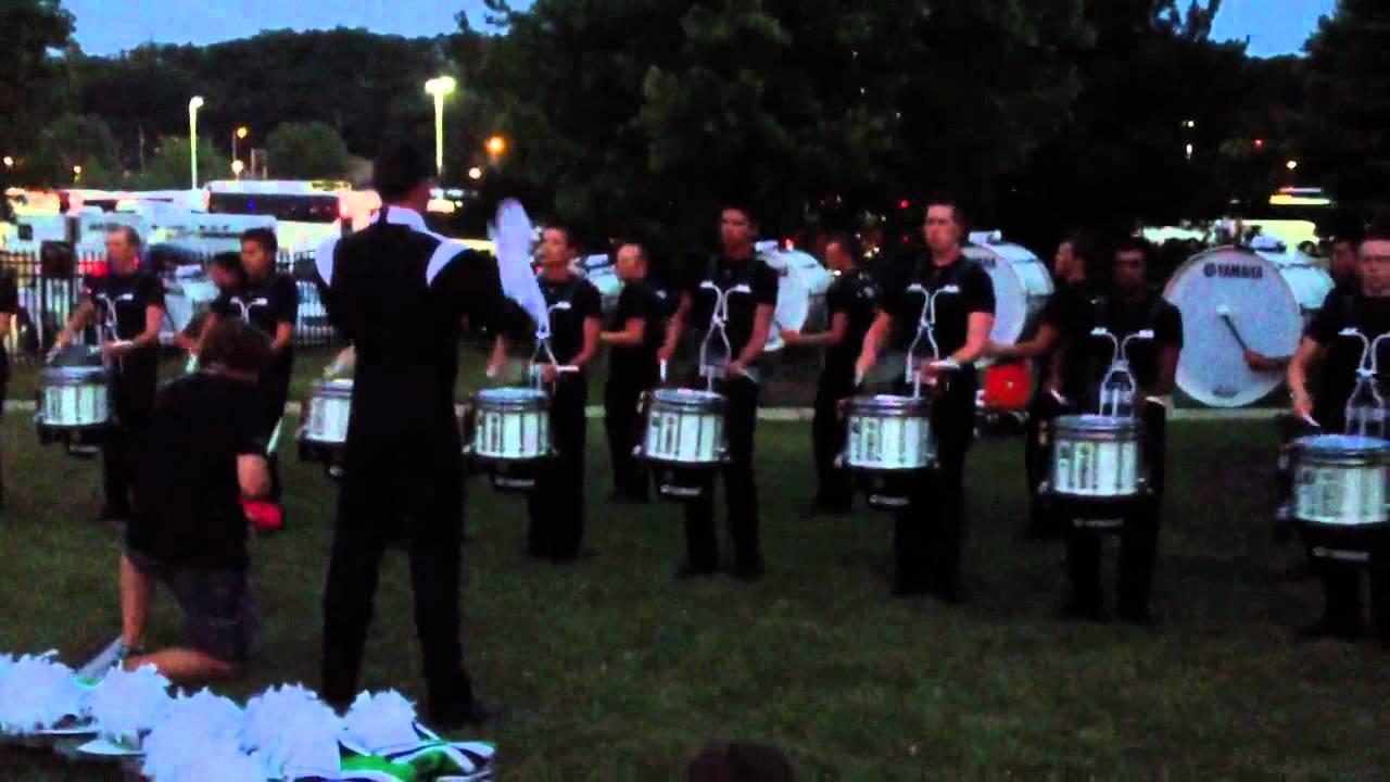 Cavaliers Drumline 2012 – Opener