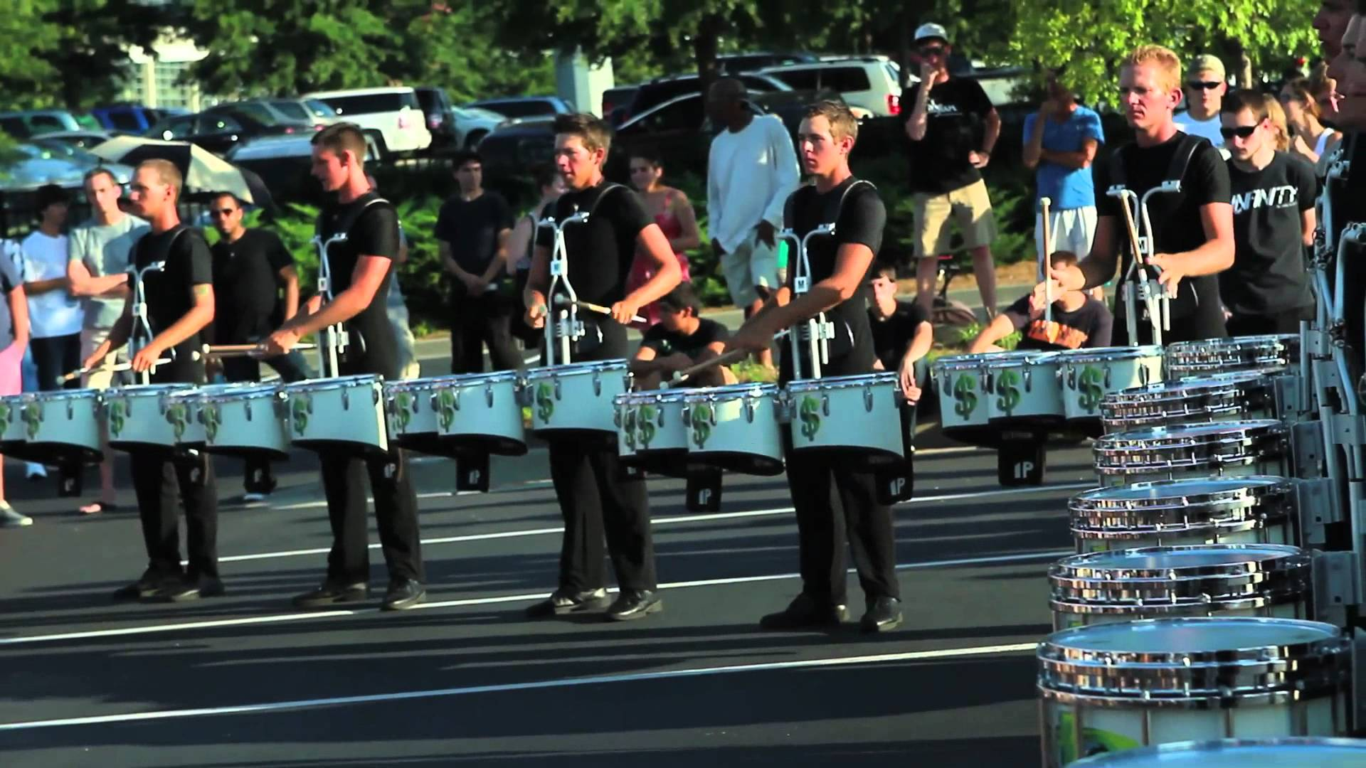 Cavaliers Drumline 2012 – Part 1 [1080HD]