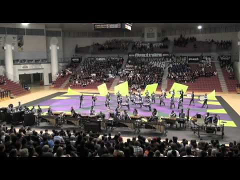 "Chino Hills Drumline, ""Predictable"" – 2012 SCPA Championships"