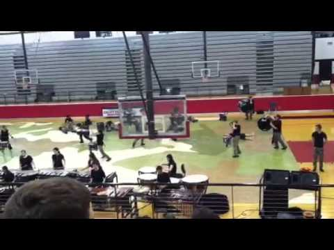 Colleyville Heritage Drumline 2012 WGI Show – The 17th Parallel