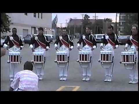 Crossmen Drumline 1992 Finals Lot