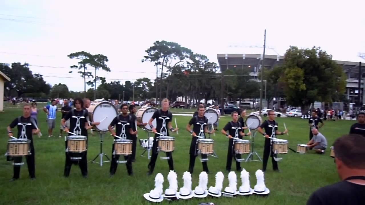 Crossmen Drumline 2012 (1/8)