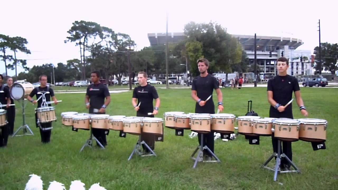 Crossmen Drumline 2012 (3/8)