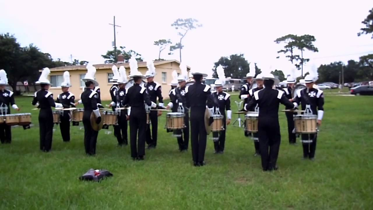 Crossmen Drumline 2012 (7/8)