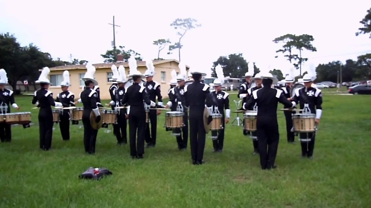 Crossmen Drumline 2012 (7/8)