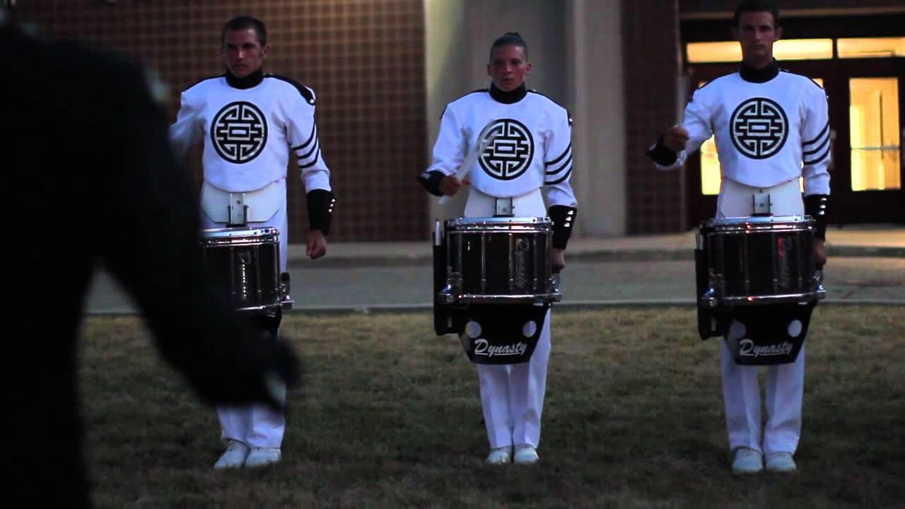 DCI 2012 – Phantom Regiment Drumline Show Segment