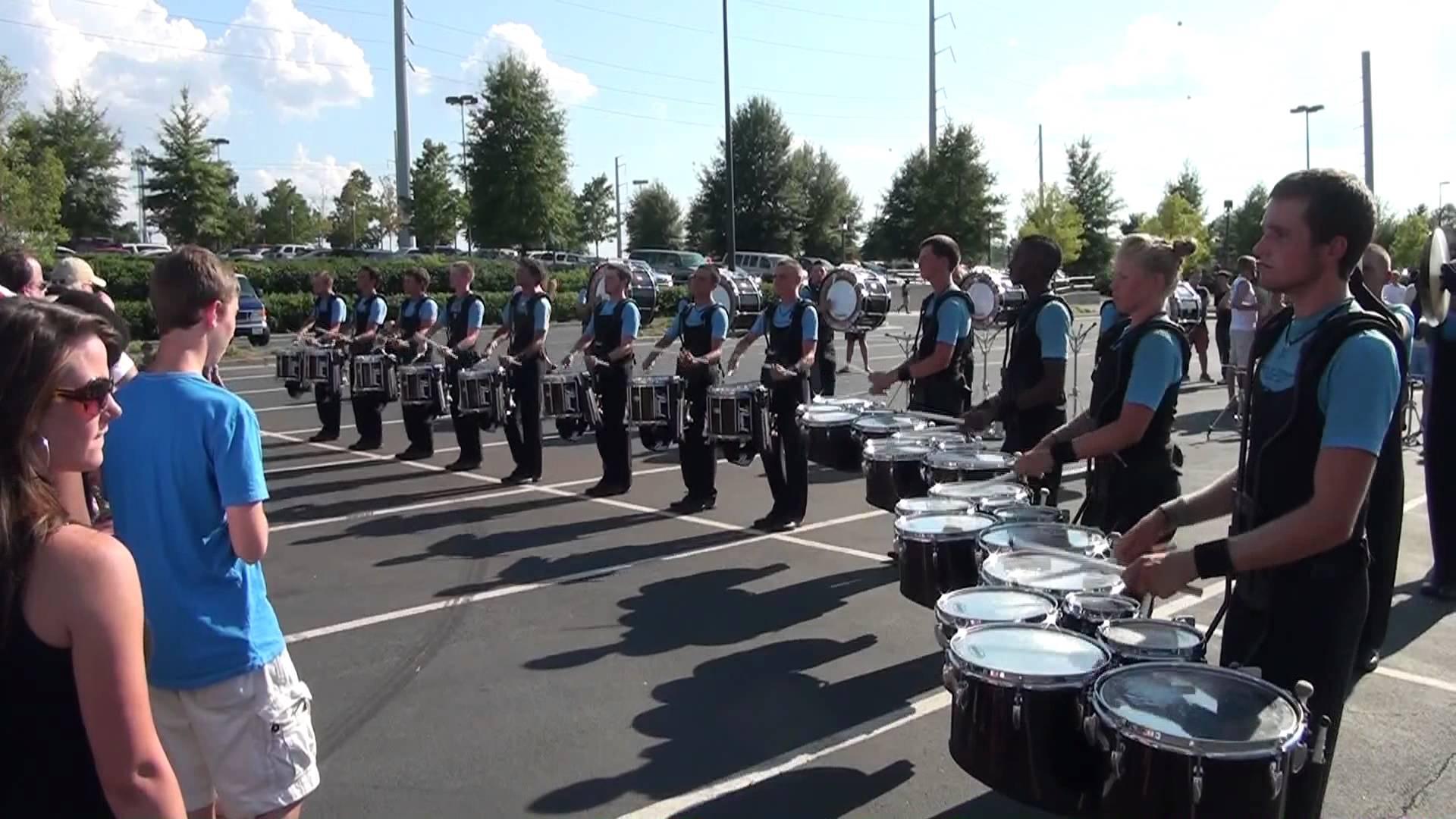 DCI 2012 Spirit of Atlanta Drumline Book (4 of 4)