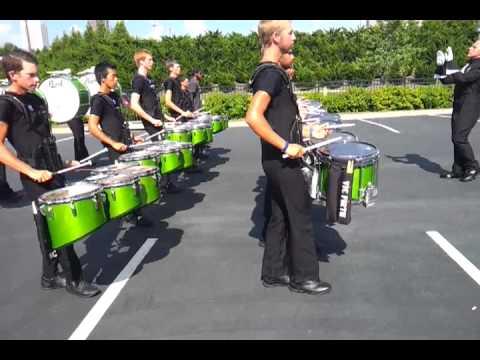 Dci Atlanta- Blue Knights Drumline 2012