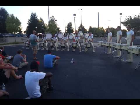Dci Atlanta- Carolina Crown Drumline 2012