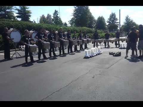 Dci Atlanta- Crossmen Drumline 2012