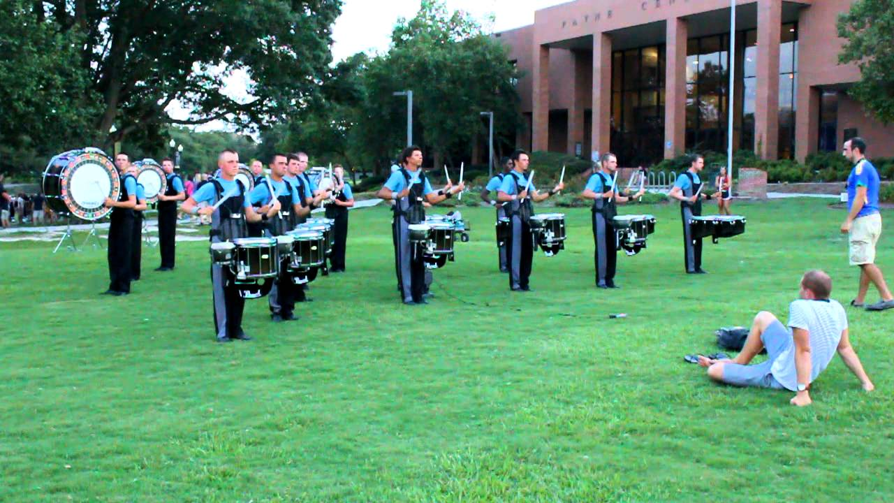 DCI @ USM 2012 :: Spirit of Atlanta – Part 1