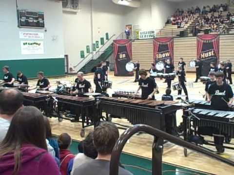 Father Ryan Highschool Winter Drumline 2012