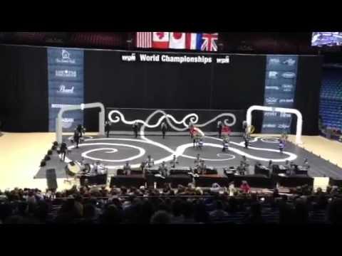 Forsyth Central Indoor Drum Line 2012 – Pure Imagination