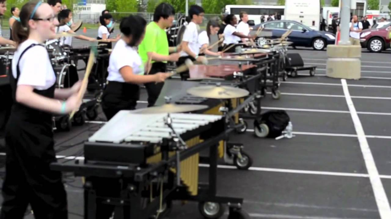 Freedom Indoor Drumline 2012 Compilation