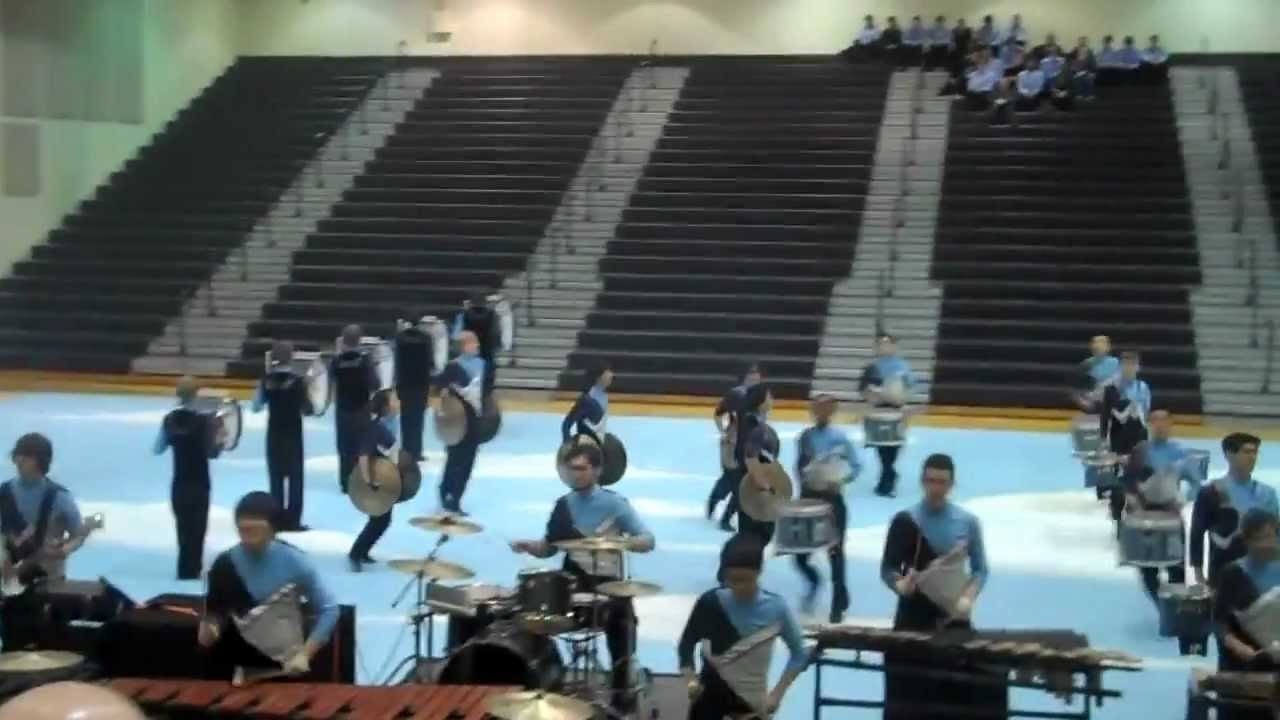Freedom Indoor Drumline 2012 – Out of the Blue (WGI Richmond)