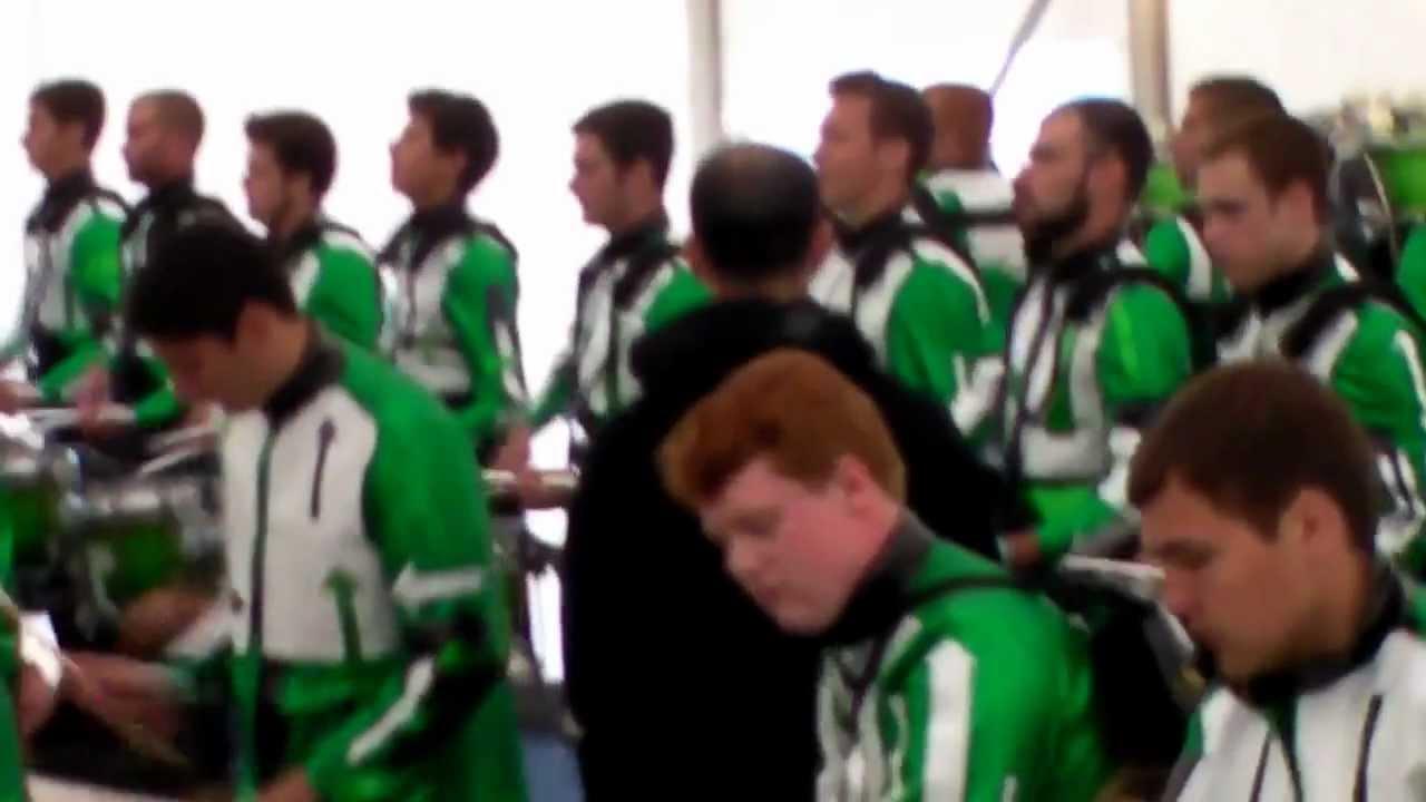George Mason Indoor Drumline 2012