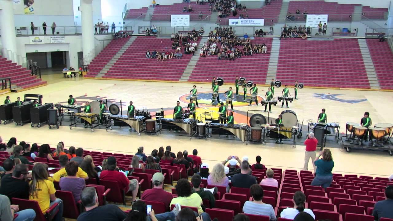 GHCHS Winterline 2012 – WGI Preliminary Finals | Axis Mundi