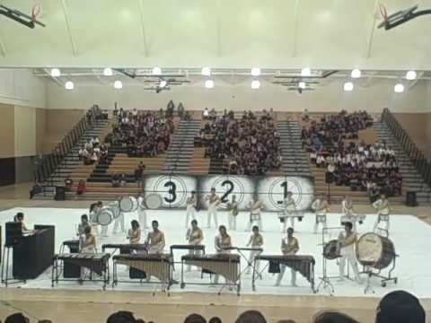 Golden Valley Winter Percussion 2012