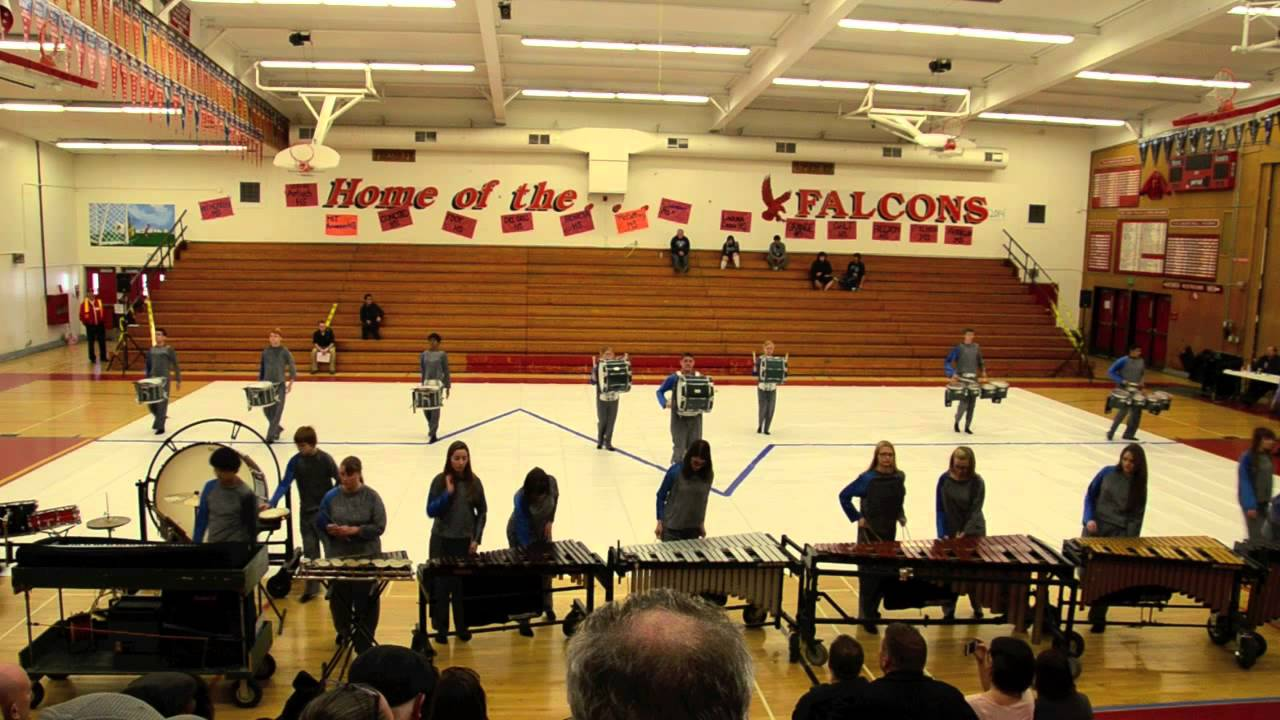Granite Bay Emerald Brigade Winter Percussion 2012 – Fairfield Competition