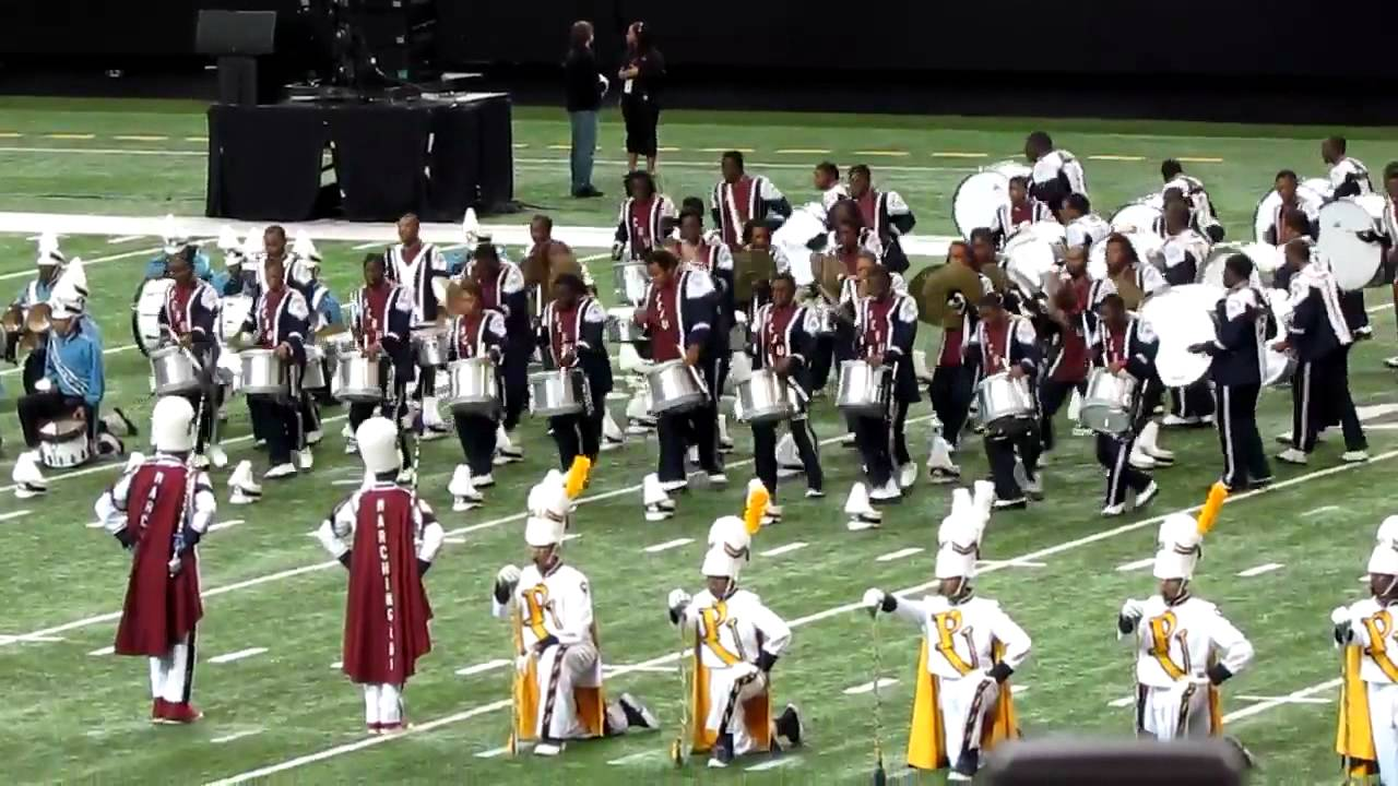 "Honda Battle of the Bands ""2012″ Drum line Section Showcase"