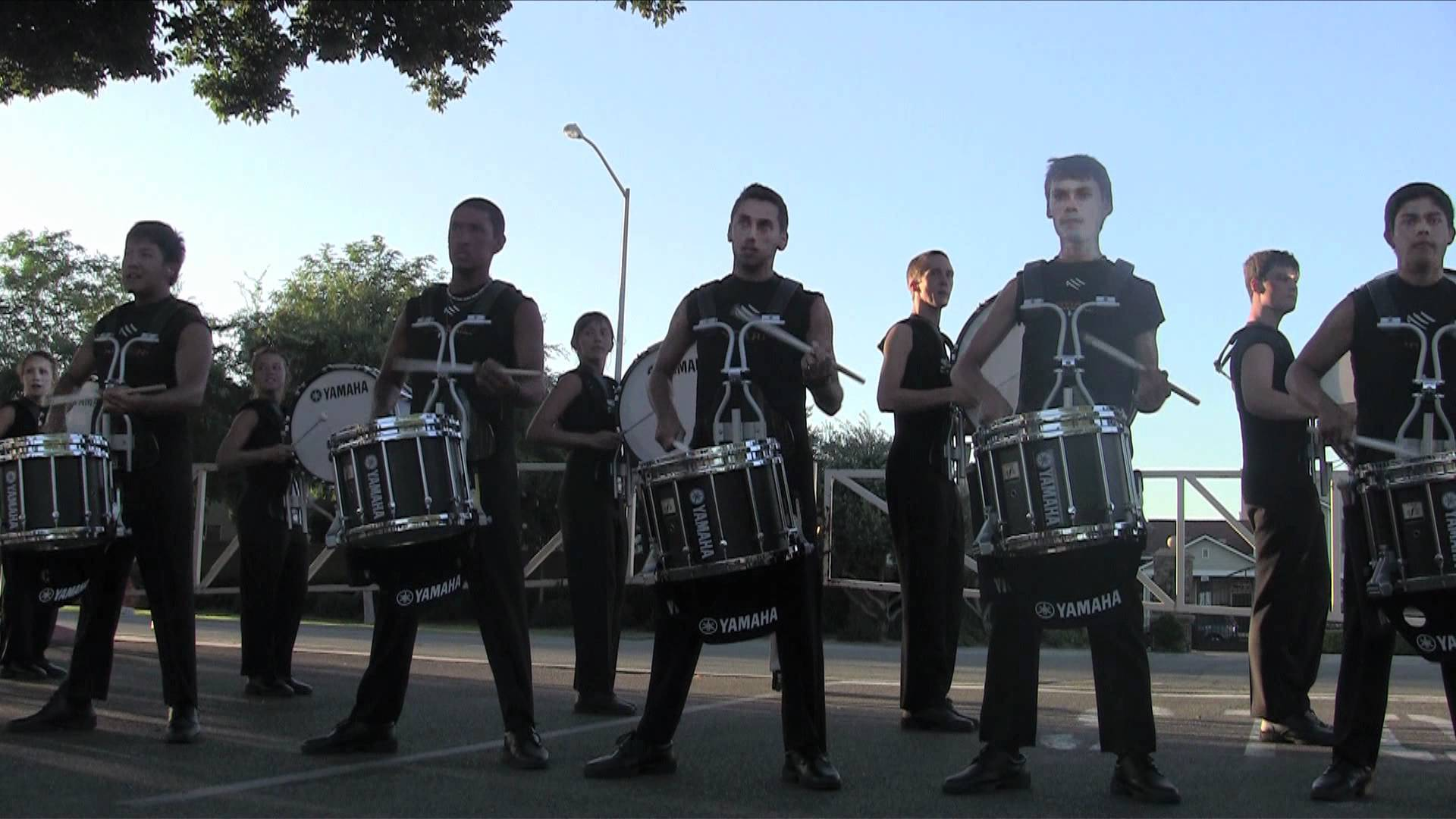 Mandarins Drumline 2012 – Feature