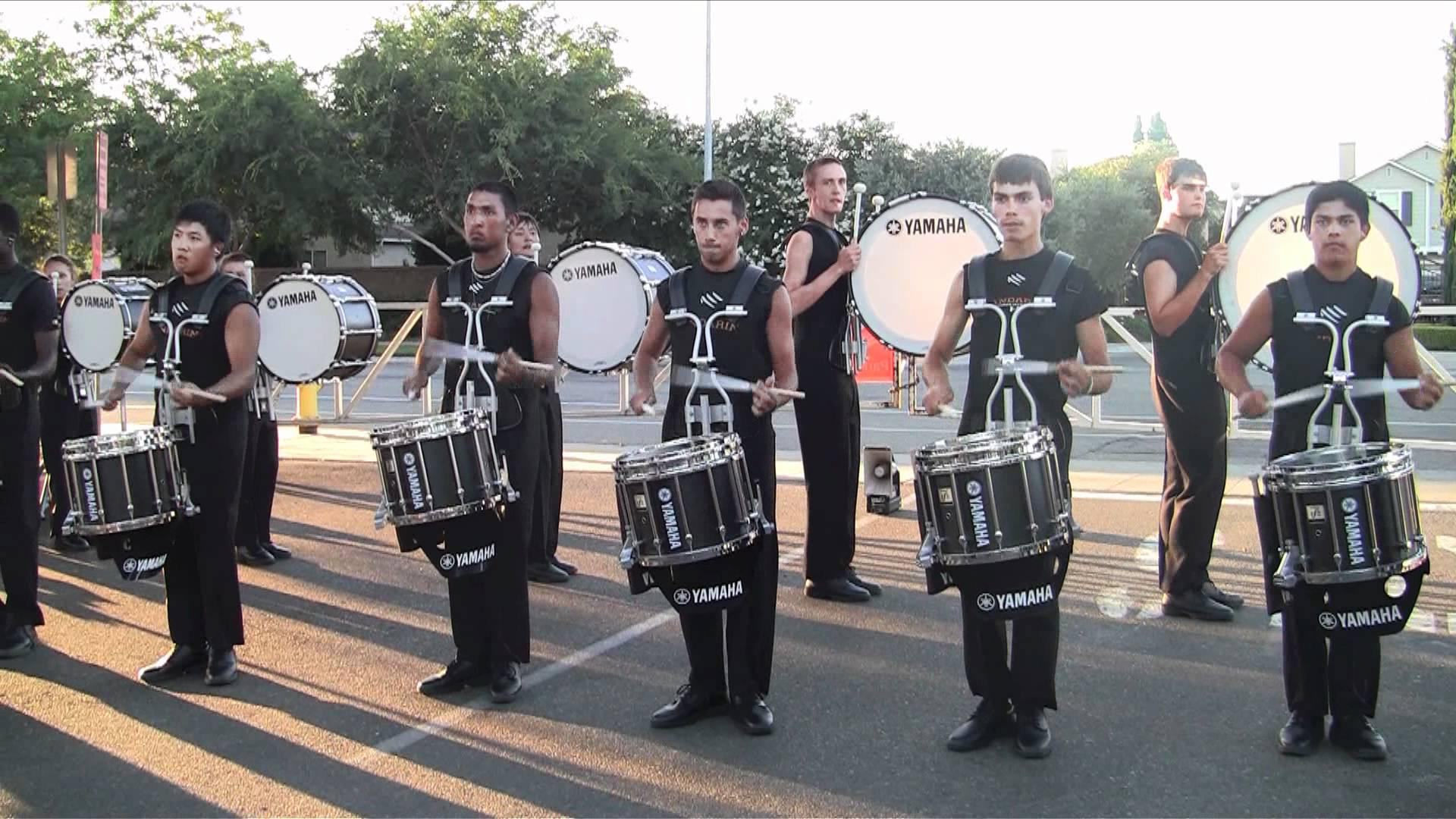 Mandarins Drumline 2012 – Opener