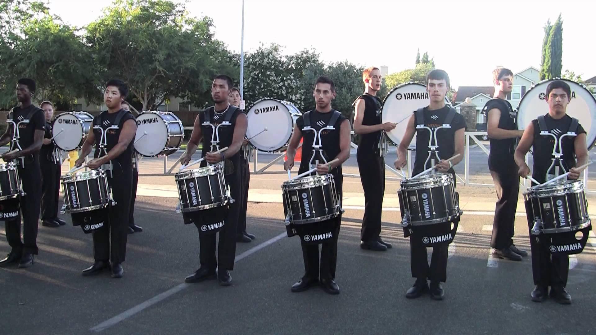 Mandarins Drumline 2012 – Show Music