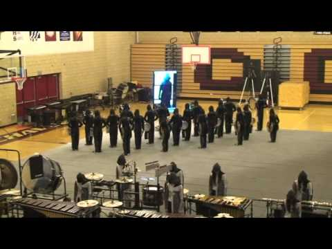 May 25, 2012 Ayala High School Drumline Percussion Performance at CCHS