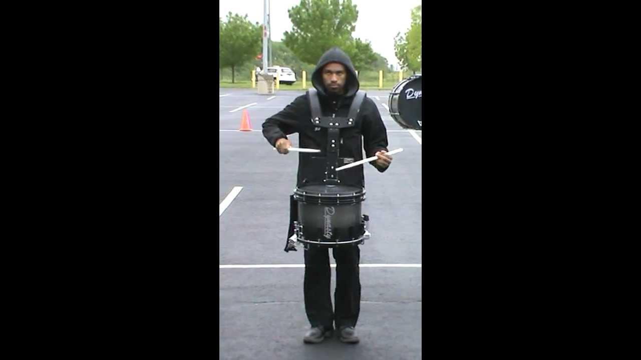 Minnesota Brass Indoor Drumline 2012 – Todd Watts Cam Part 1