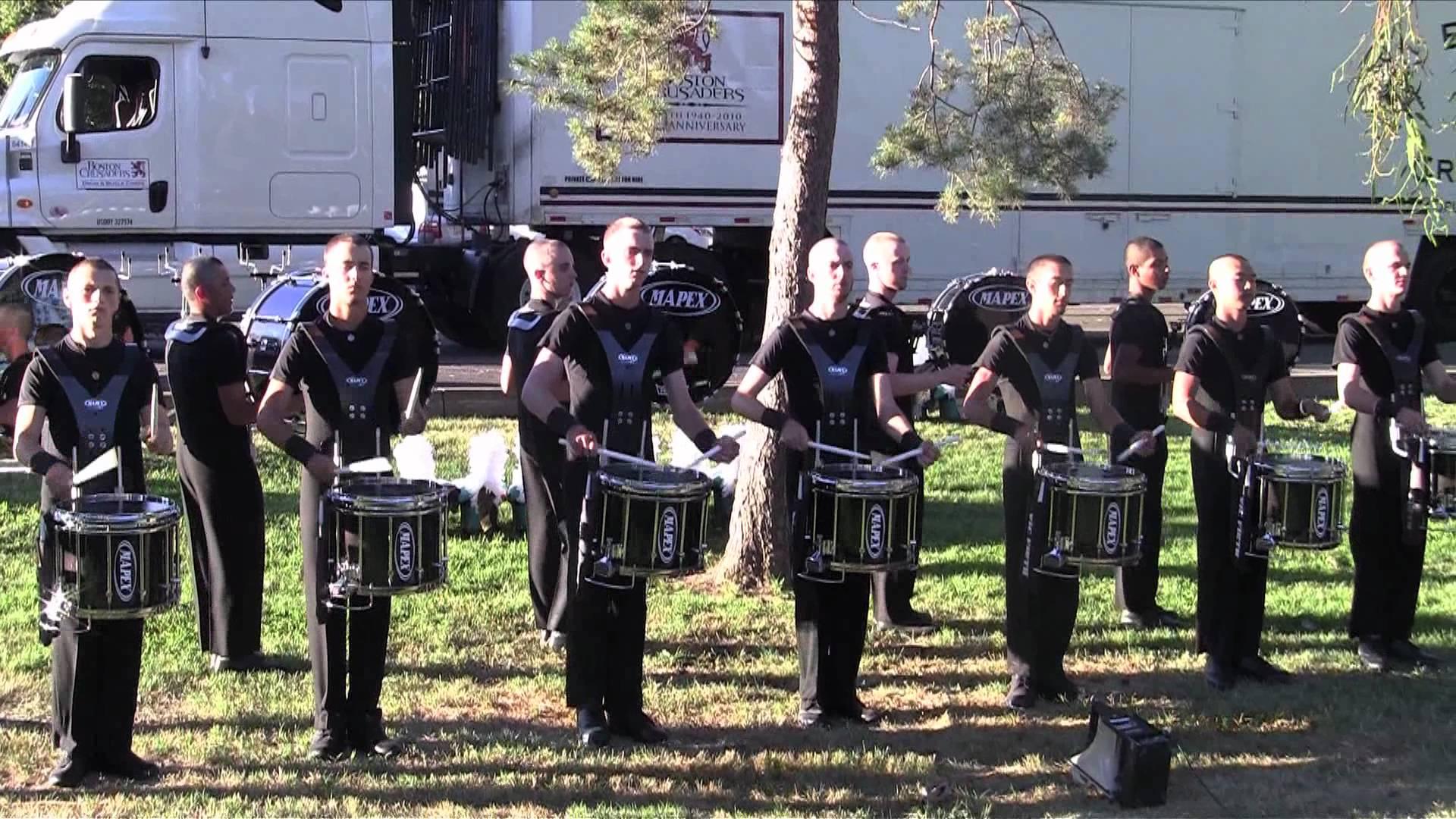 Pacific Crest Drumline 2012 – Show Music 1