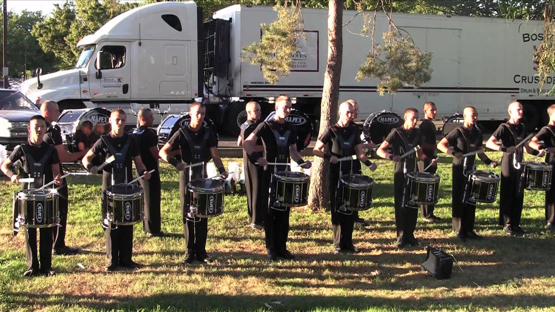 Pacific Crest Drumline 2012 – Show Music 2