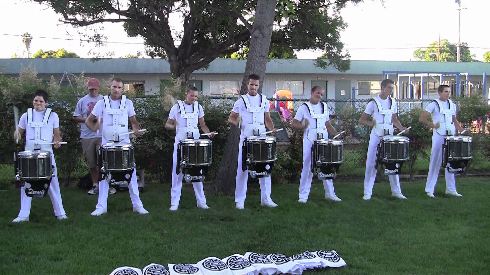 Phantom Regiment Drumline 2012 – Blood