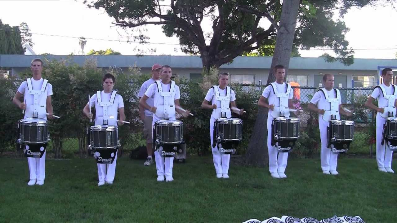 Phantom Regiment Drumline 2012 – Closer