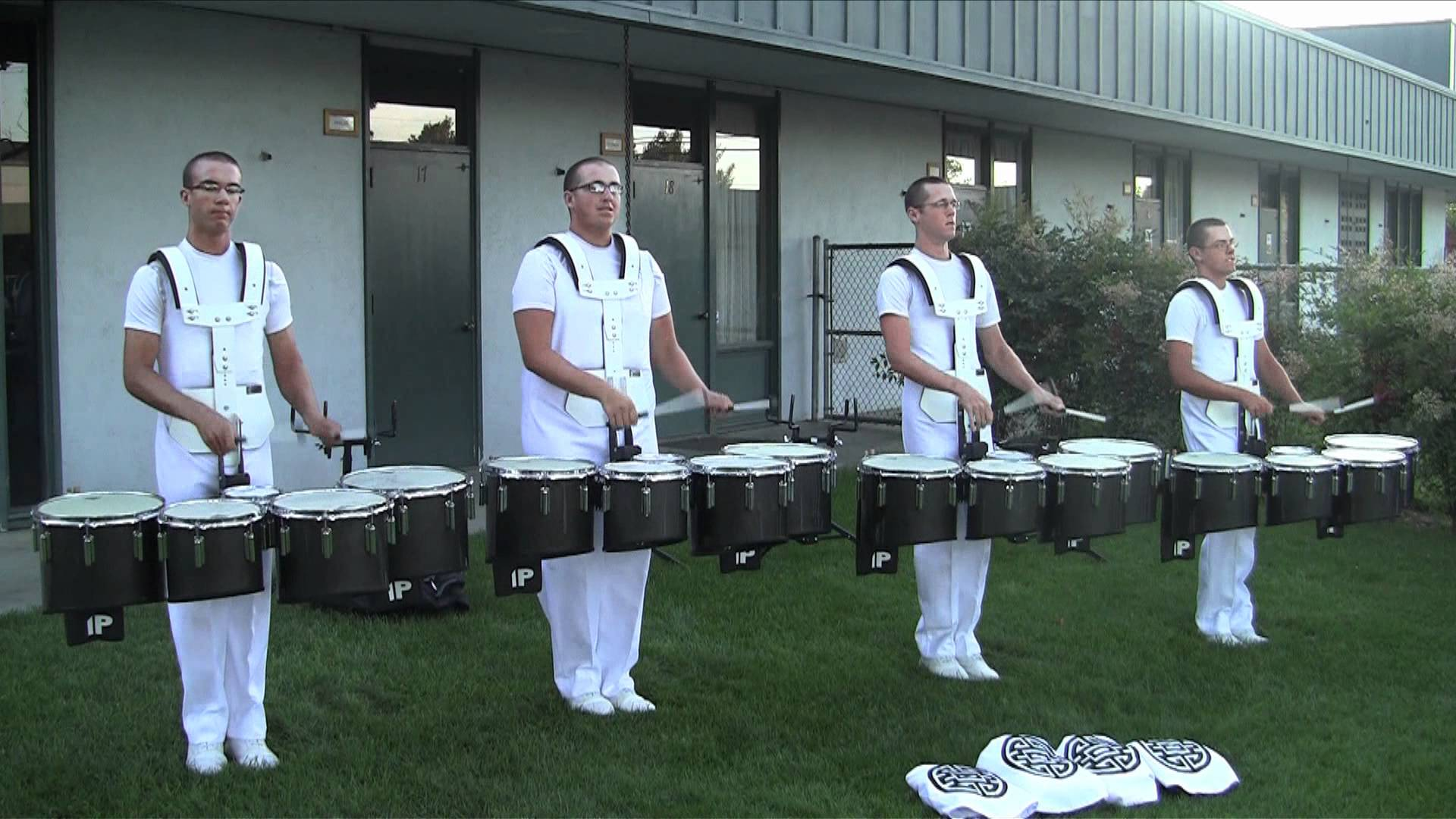 Phantom Regiment Drumline 2012 – Show Music 1