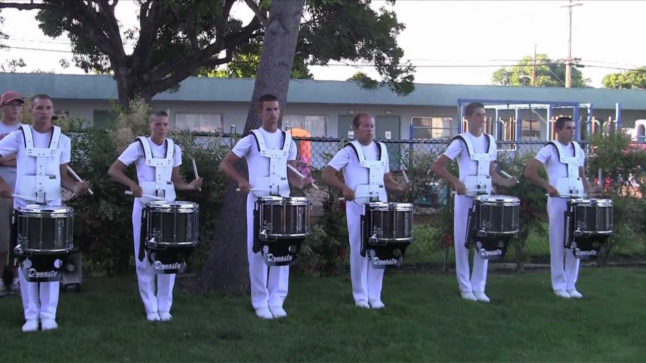 Phantom Regiment Drumline 2012 – Show Music 2
