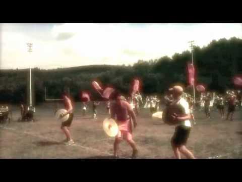 PIONEER drum corps 2012